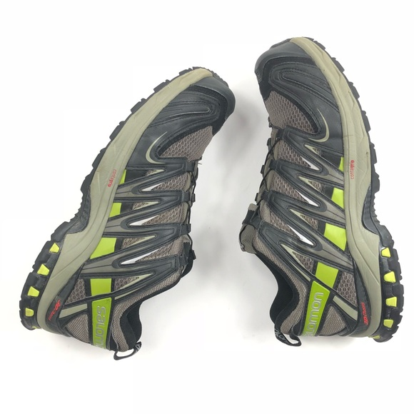 ca03bf94 Salomon XA Pro 3D Hiking Mountain Trail Men Size 9